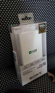 🚚 SONY CP-V10B 1000mah行動電源