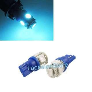 Ice Blue T10 Led