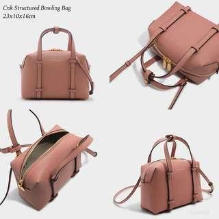 Original Charles & Keithh Bowling Sling Bag