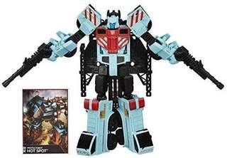 [Brand New] Transformers Combiner Wars  - Voyager Class Protectobot Hot Spot