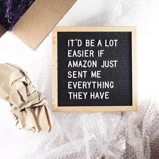 DIY Wooden Felt Message Board *CHEAPEST!*