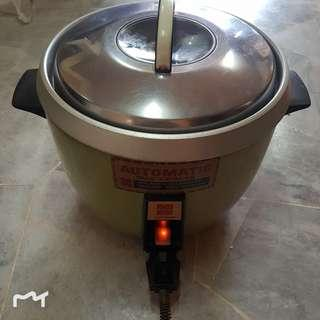 [USED] NATIONAL RICE COOKER