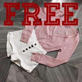 Free! Sweet pink cardigan #paywithboost #seppayday