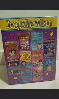 Jacqueline Wilson Books