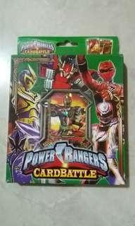 Kartu Power Ranger