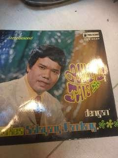 1960's and 70's Malay Records Ep speed 45