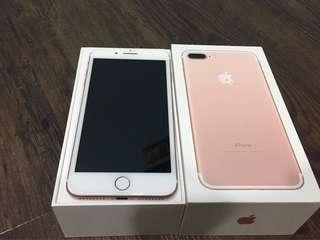iPhone 7 Plus (Brand new exchanged by Apple SG)
