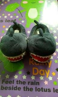 Shark bedroom slipper