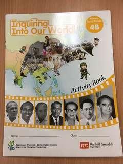 P4/P5 Workbooks