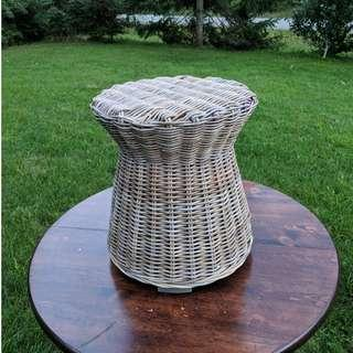 Brand New - Rattan Side Table