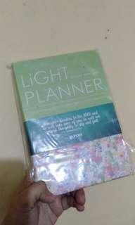 REPRICED. Light Planner Undated