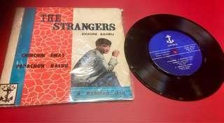 1960's Ep Records/ The Strangers