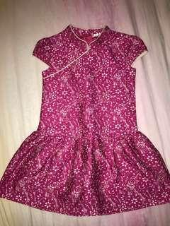 Girl's Cheongsum Dress