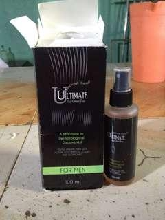 Ultimate hair grower for men