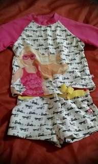 Barbie Rashguard