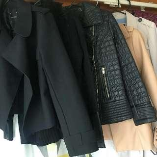 Spring Clean Jackets And Coats Size 8-10