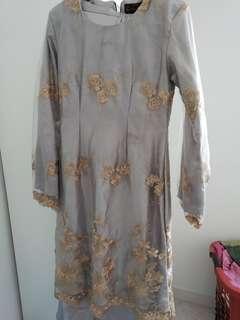 Baju Kurung Moden lace