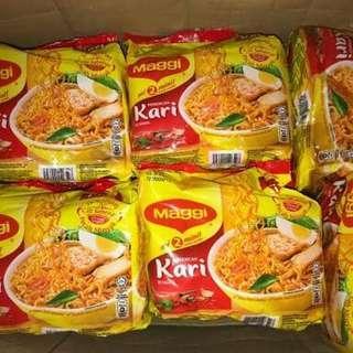 5in1 Pack na Pack Maggi Kari