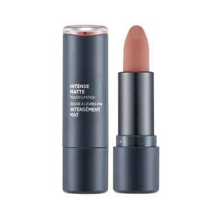 The Face Shop Intense Matte Touch Lipstick in BE01
