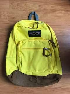 Authentic Jansport classic backpack
