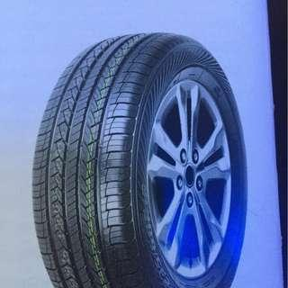 selling brand new tyre 4x4 and SUV