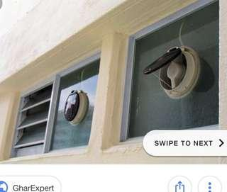 Looking for windows exhaust fan installation service