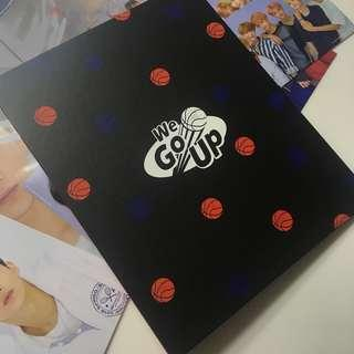 [wts] nct dream we go up binder WITHOUT pc sum coex goods
