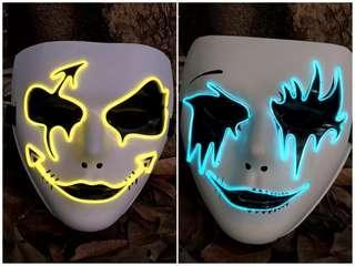 [PO] Halloween LED mask