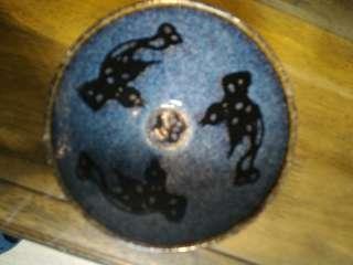 吉州窑鳳紋碗