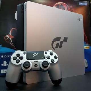 PS4 Slim (1TB) GT Sport Limited Edition