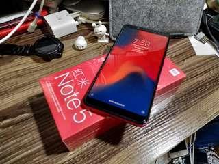 [EXPORT Set] Xiaomi Redmi Note 5 128GB 6GB RED