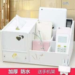 10NO/C1*S 多功能抽纸收纳盒(c).