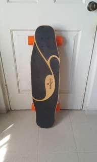 Loaded Poke Skateboard