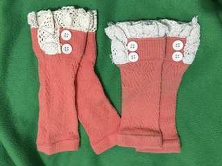 Arm socks and high socks (TAKE ALL)