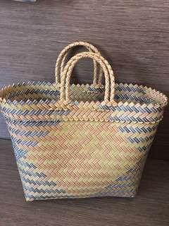 Bayong bag from bali