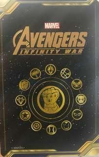 Avenger Cards
