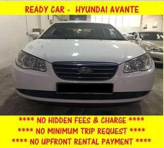 Hyundai Avante 1.6 Manual