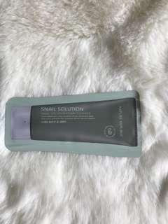 Snail Solution Foam Cleanser