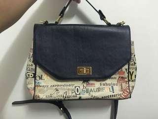 Pre-loved Sonovi Two-way Bag