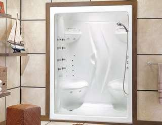 MAXX Luxury Shower Unit