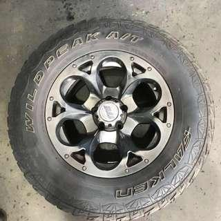 Rim & Tyre