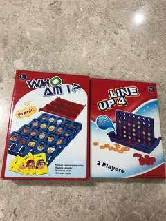 Brand new BN connect four 4 who am I