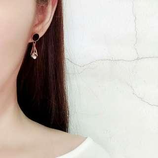 🚚 飛天貓 耳環
