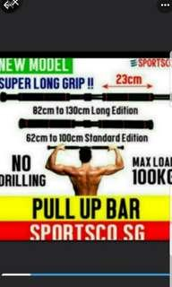Pull up bar free delivery included