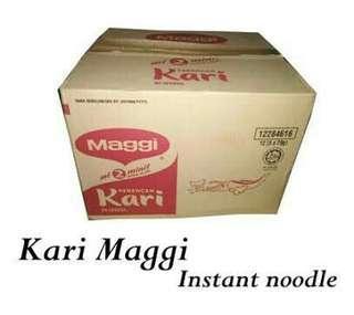Maggi Kari by BOX or CARTON