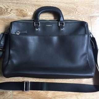 CK Calvin Klein Black Document Bag