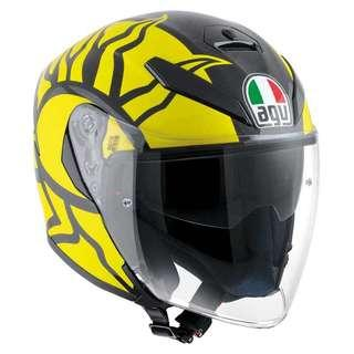 Agv K5 Jet Winter Test 2011