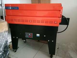 Shrink Wrap Machine BS4525 A Mesin Packing Plastik penciut