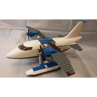 Lego 7723 警察水上飛機