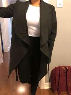 Fashion Nova Peacoat